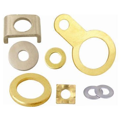 Brass Sheet Metal Components