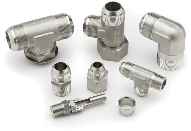 Stainless Steel JIC Fittings