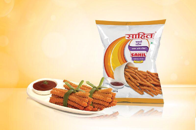 Sahil Spicy Chakali Sticks Manufacturer Supplier in Pune India