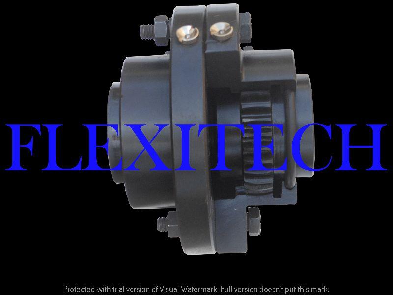 flexible drive shaft coupling