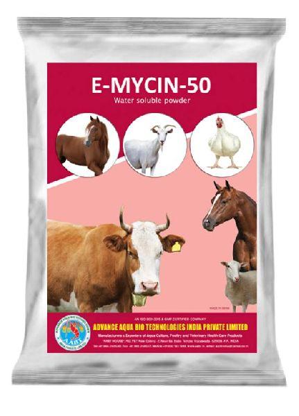 E-MYCIN-50, Water Soluble Powder