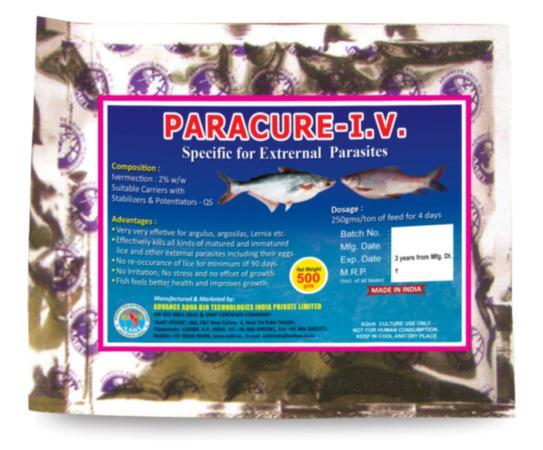 PARACURE-I.V– Special for External Parasites