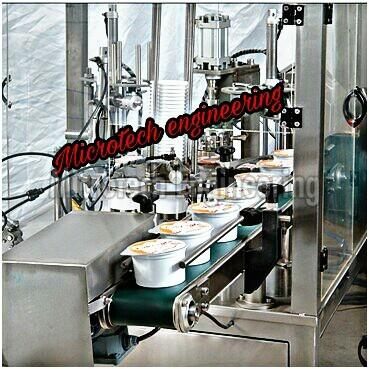 Double Head Automatic Cup Filling Machine Manufacturer