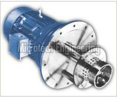 Bottom Entry Shear Mixer