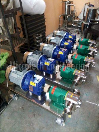 Gel Transfer Pumps