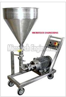 Inline High Shear Mixer