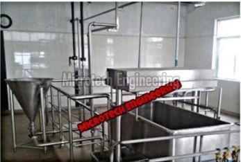 Milk Weigh Bowl System