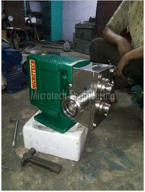 Tomato Paste Transfer Pumps