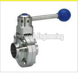 Weldable Butterfly Valve