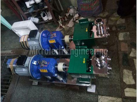 Yeast Transfer Pumps