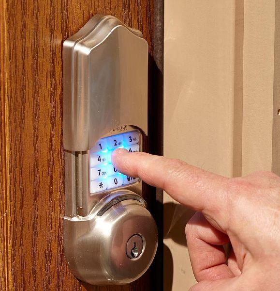Electronic Door Lock Repairing Service