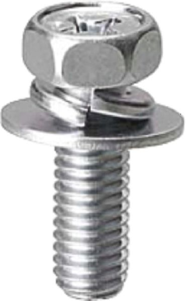Hexagonal Phillips Bolts