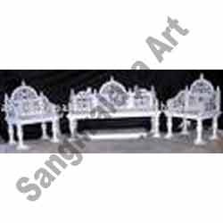 Jali Benches