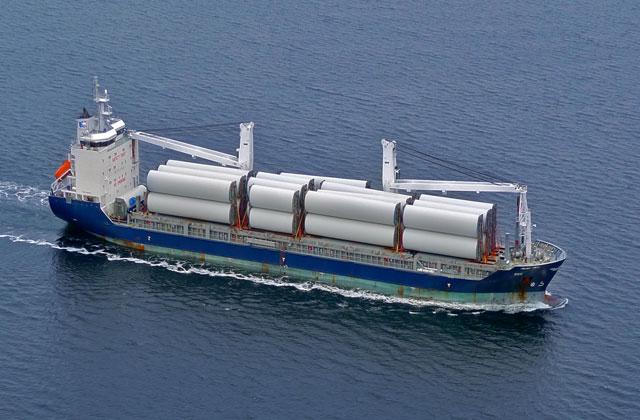 Break Bulk Cargo Services