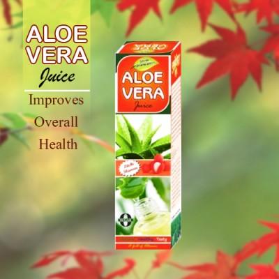 Litchi Flavoured Aloe Vera Juice