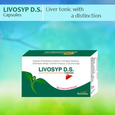 Livosyp D.S Capsules