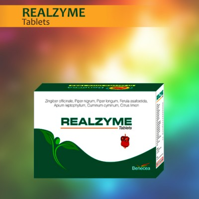 Realzyme Tablets