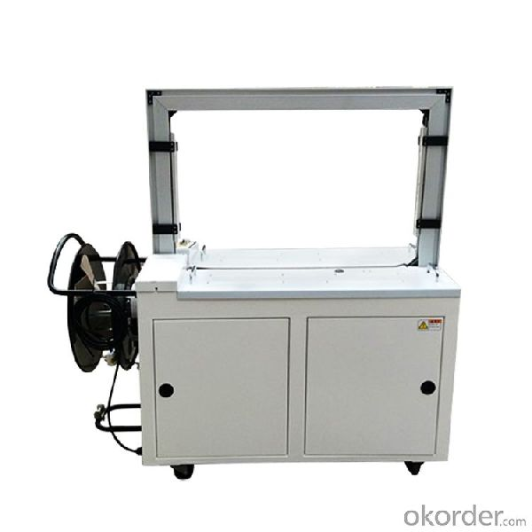 Fully Automatic Box Strapping Machines 01
