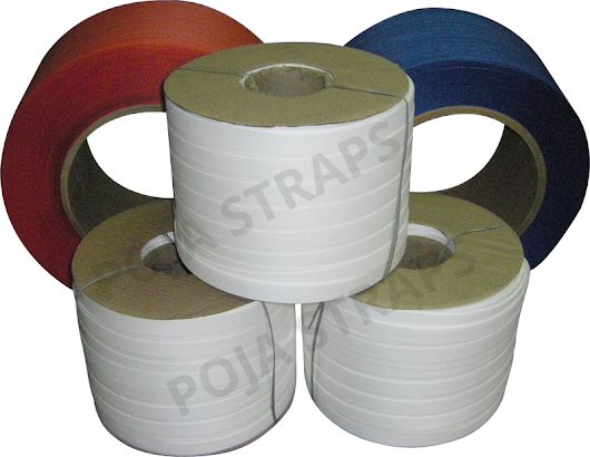 Manual Color Strapping Rolls 01