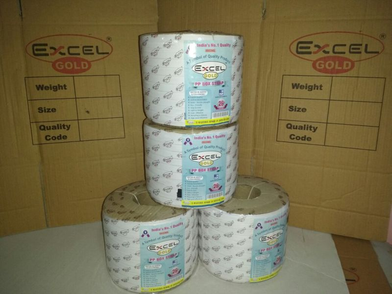 Manual PP Box Strapping Rolls