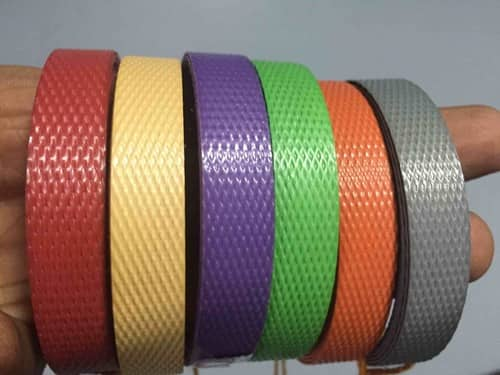 Multicolor Strapping Rolls 01