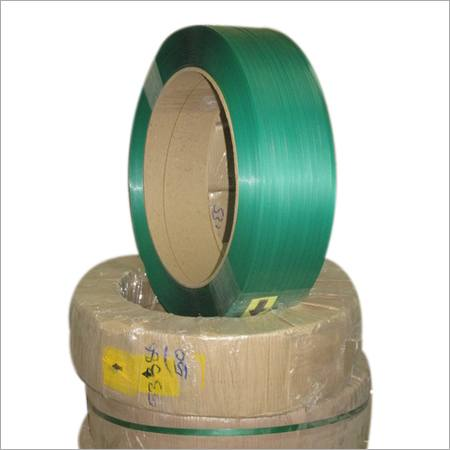Polypropylene Green Strapping Rolls 01