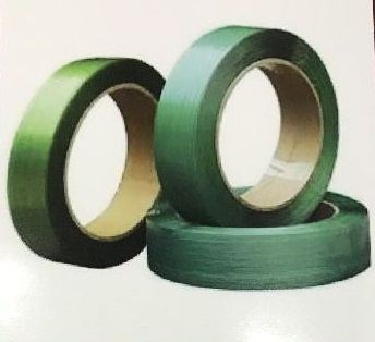 Polypropylene Green Strapping Rolls 02