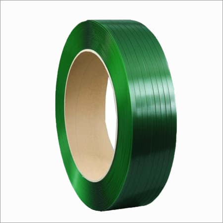Polypropylene Green Strapping Rolls 04
