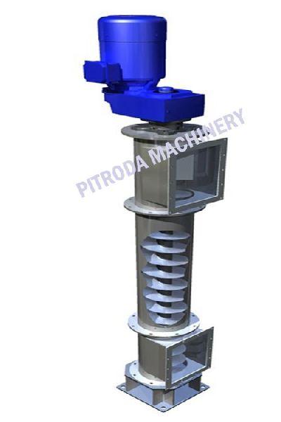 Vertical Screw Conveyor