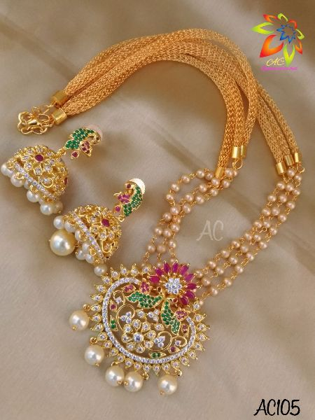 Imitation Necklaces 05