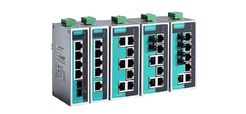 Industrial Ethernet Switches
