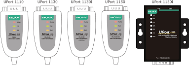 Uport Serial Converters