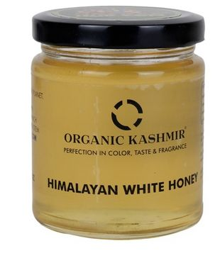 Organic Kashmir Himalayan White Honey