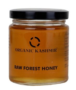 Organic Kashmir  Raw Forest Honey