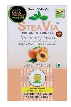 Peach Flavour Instant Tea