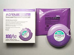 Advair Inhaler