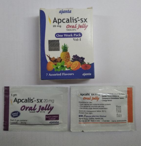 Apcalis Oral Gelly