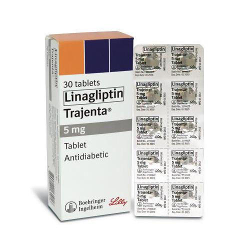 Tradjenta Tablet