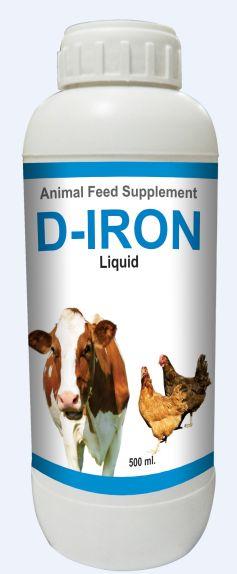 D-Iron Animal Feed Supplement