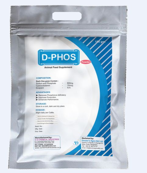 D-Phos Animal Feed Supplement