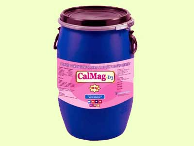 Calmag-D3 Poultry Powder Feed Supplement