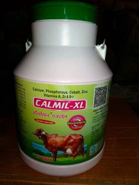 Calmil-XL Calcium Suspension Liquid Feed Supplement