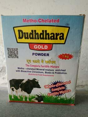 Dudhdhara Gold Mineral Mixture Powder Feed Supplement