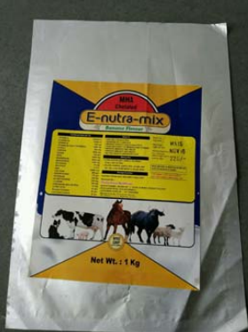 E-Nutra-Mix Mineral Mixture Powder Feed Supplement