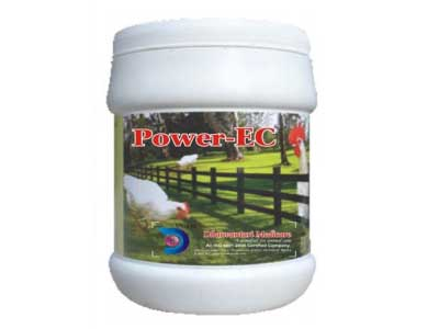 Power EC Poultry Feed Supplement