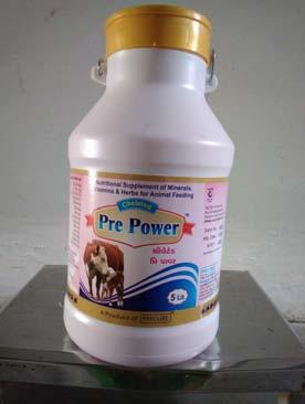 Pre Power Calcium Suspension Liquid Feed Supplement