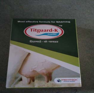 Titguard-K Mastitis Powder Feed Supplement