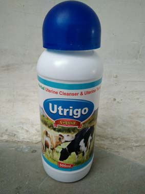 Uterine Tonic Liquid Feed Supplement