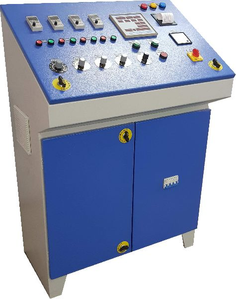Four Bin Feeder Control Panel