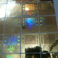 Hologram Sticker 02